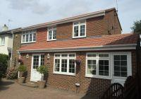 Fascia, soffits and guttering after